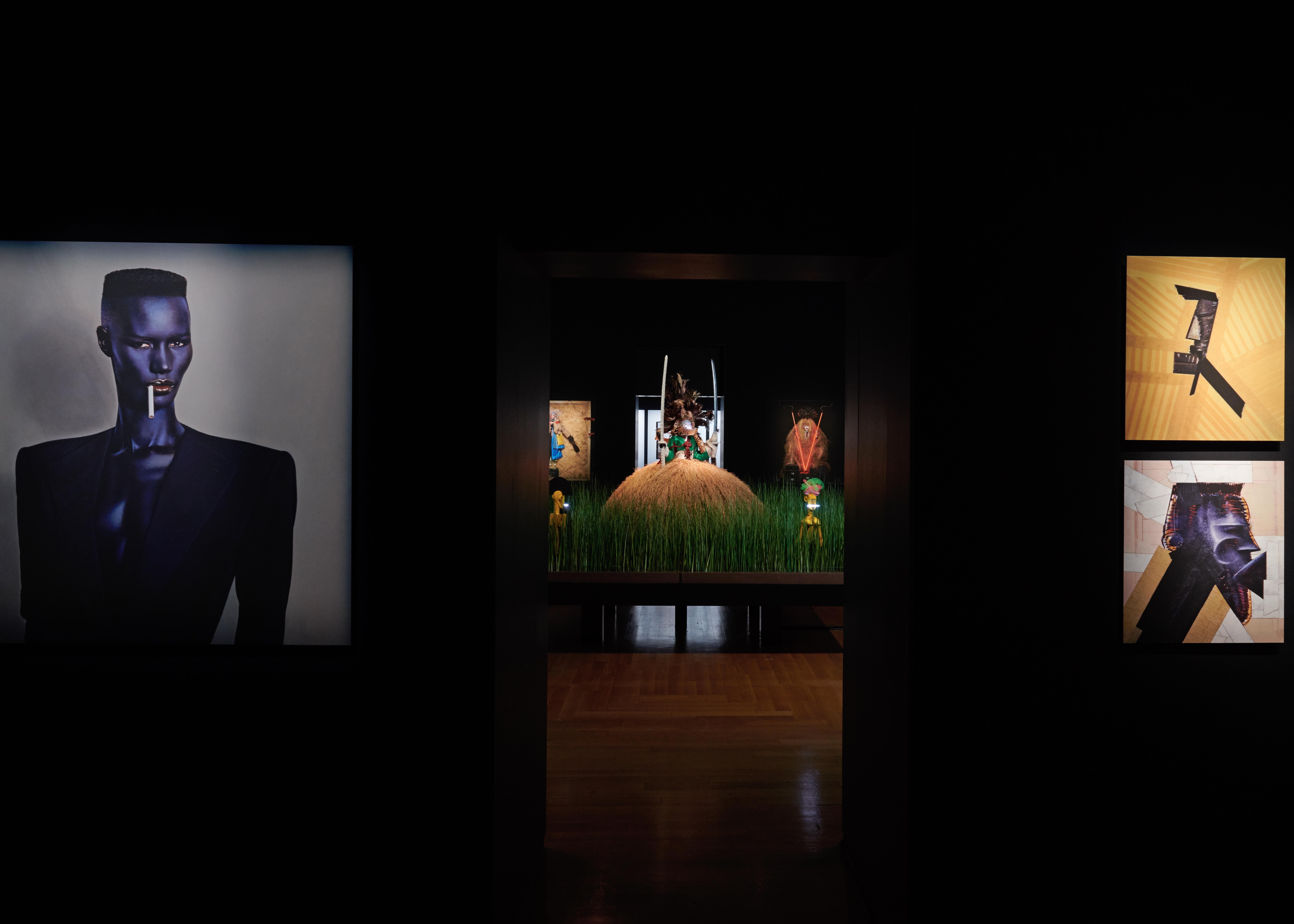Il magico Universo di Chanel in mostra con le creazioni di Jean-Paul Goude, a Milano