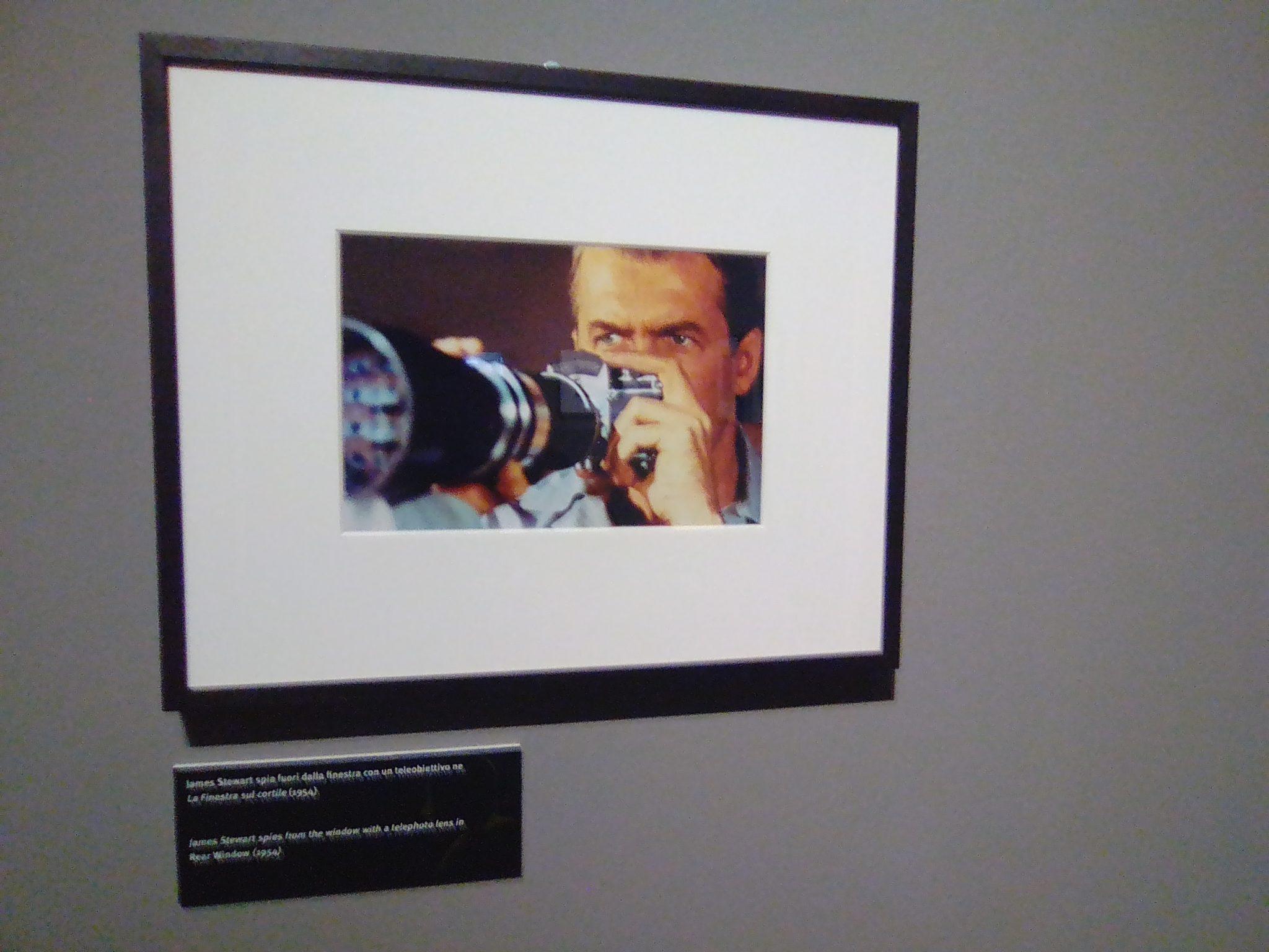 A Genova, una mostra fotografica ricorda Alfred Hitchcok