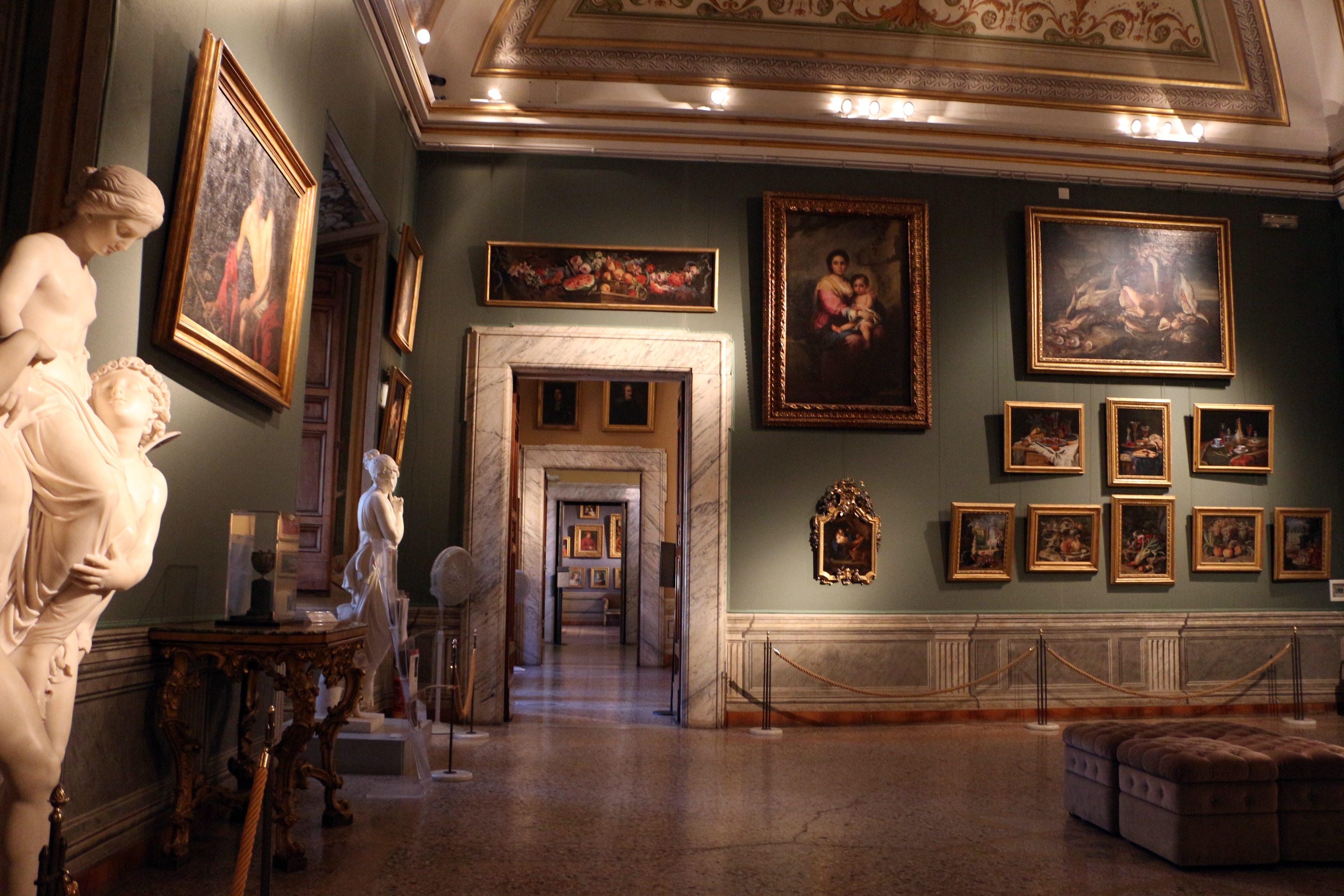 La Galleria Corsini a Roma