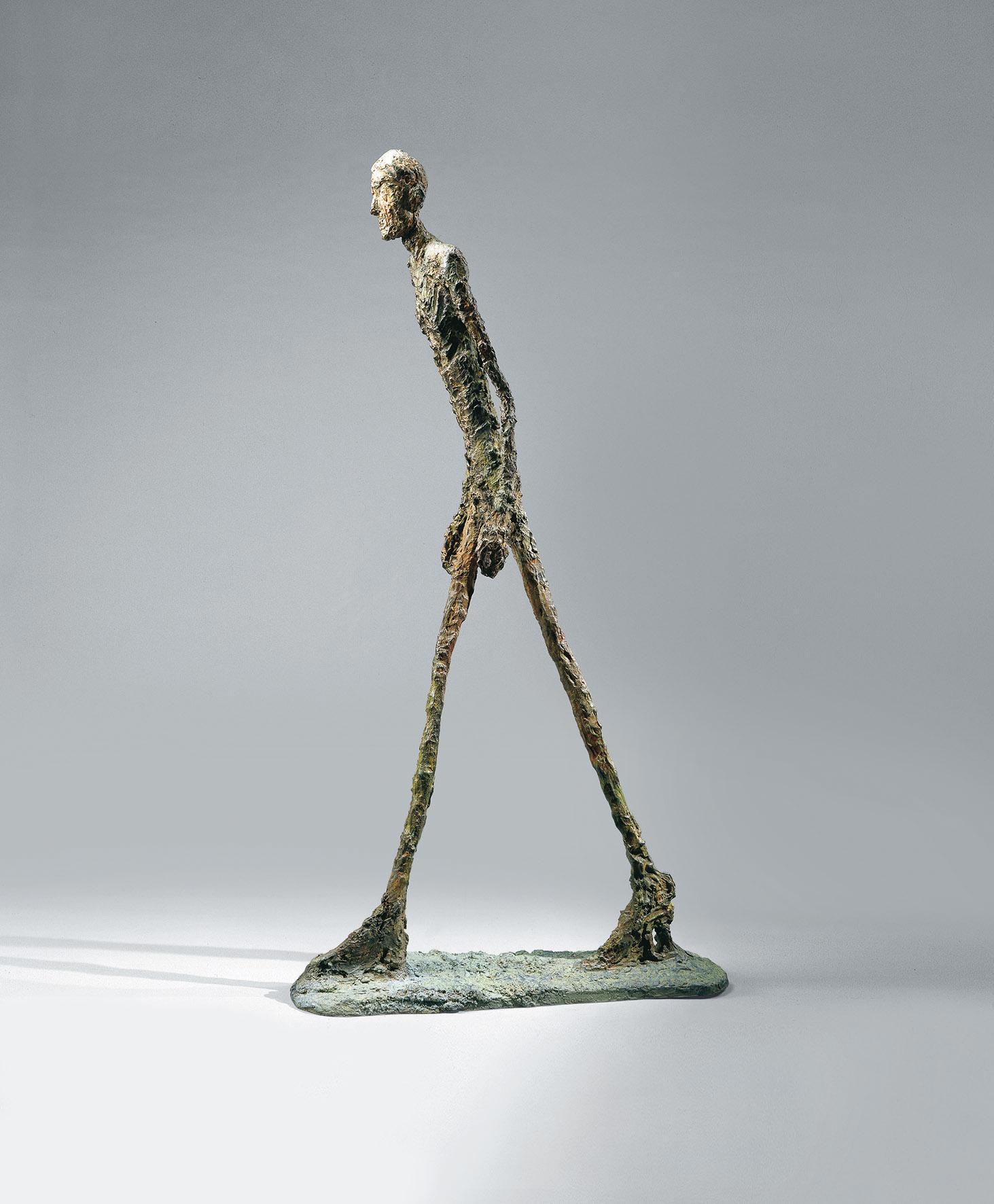 Nella fragile orbita di Giacometti. Da Kandinsky e Chagall, 100 capolavori a Verona
