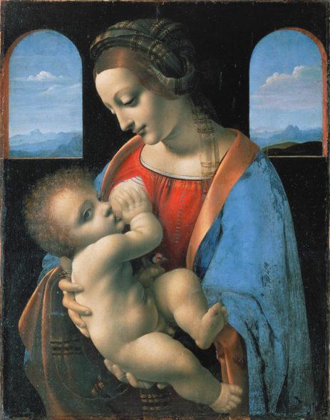 Leonardo da Vinci, Madonna Litta