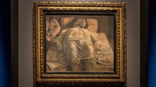 Mantegna alla Pinacoteca di Brera