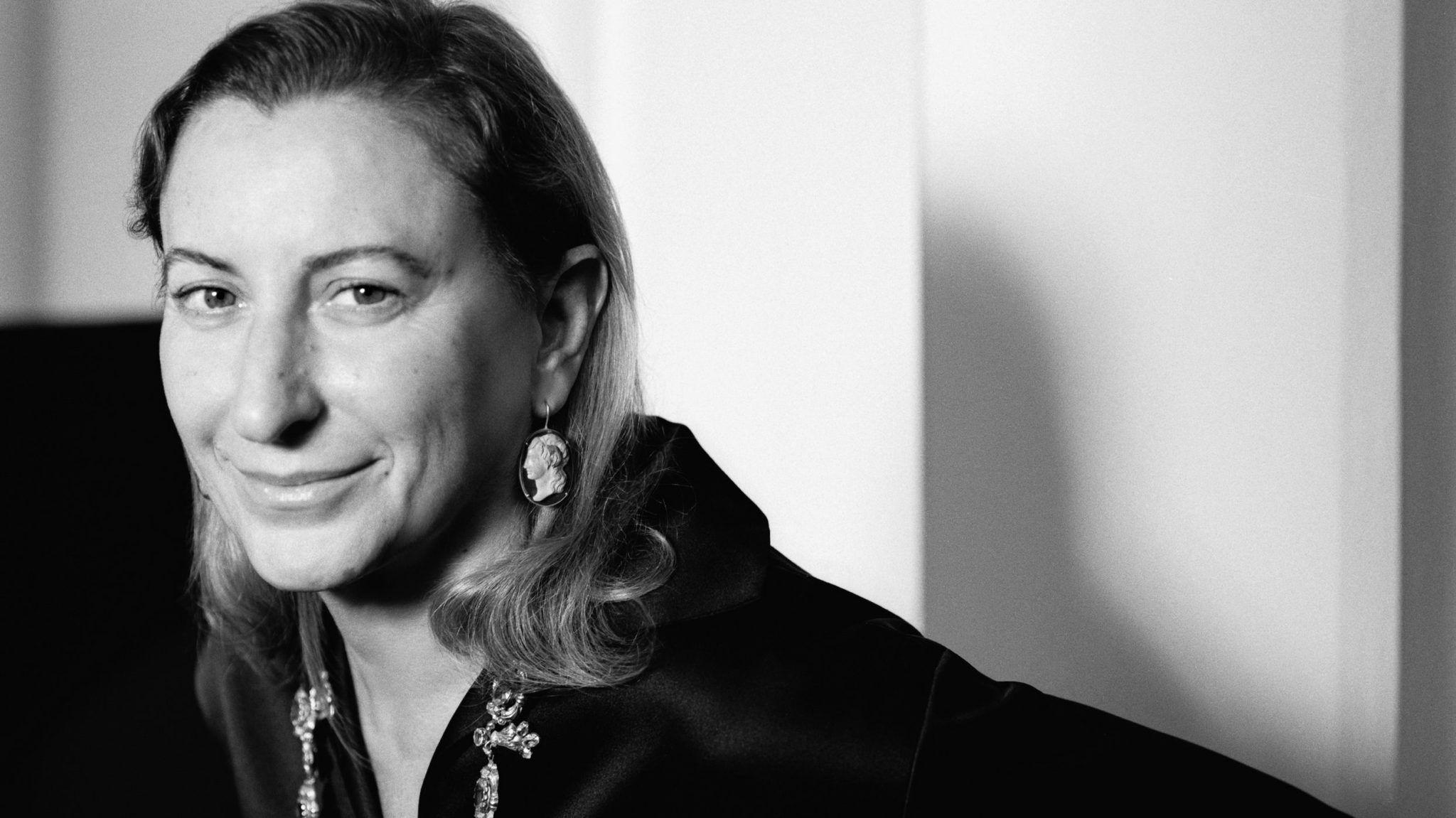 Miuccia Prada, undicesima fra i potenti dell'arte 2019