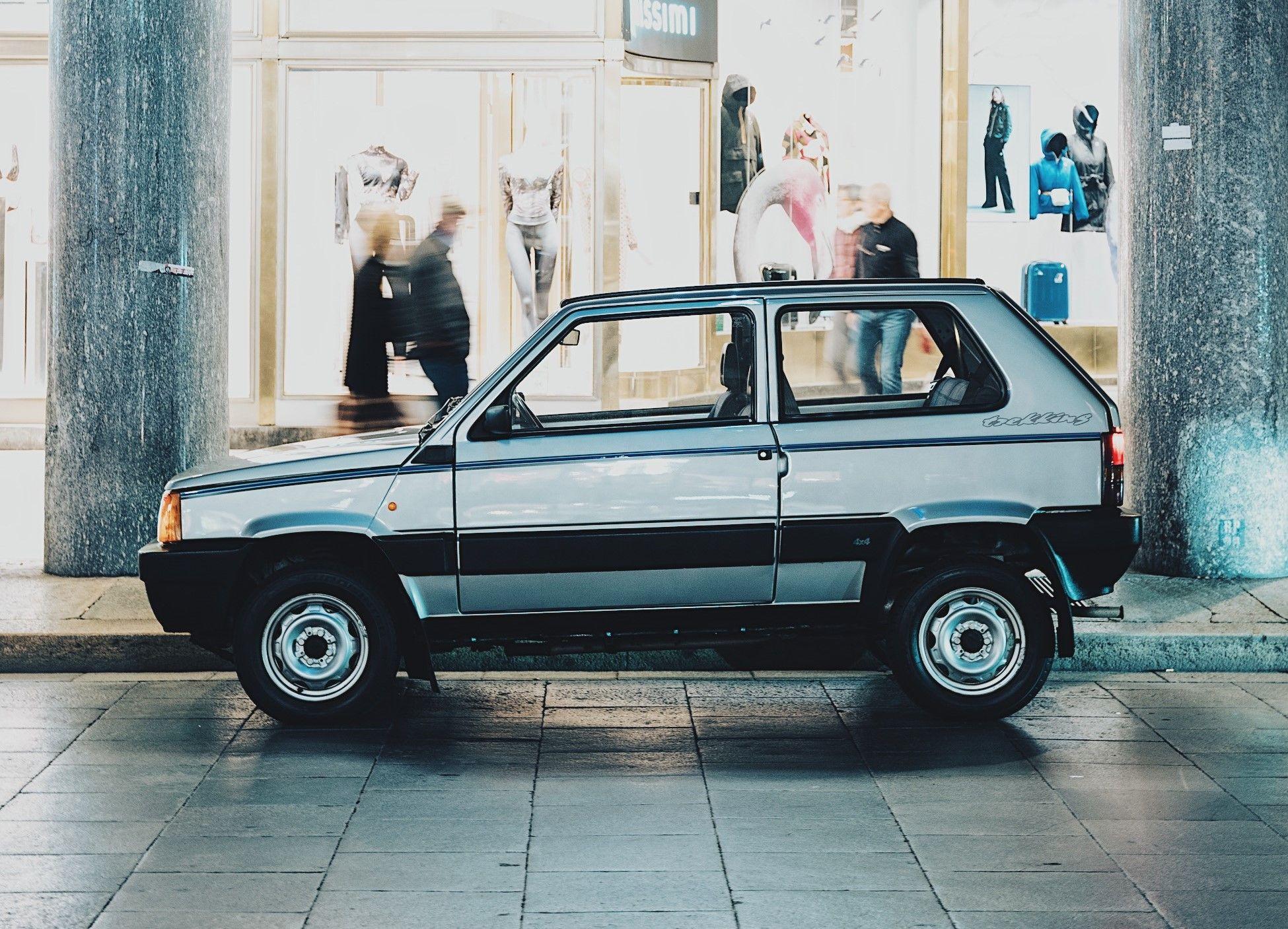 Panda©Foto Davide De Martis per Car&Vintage