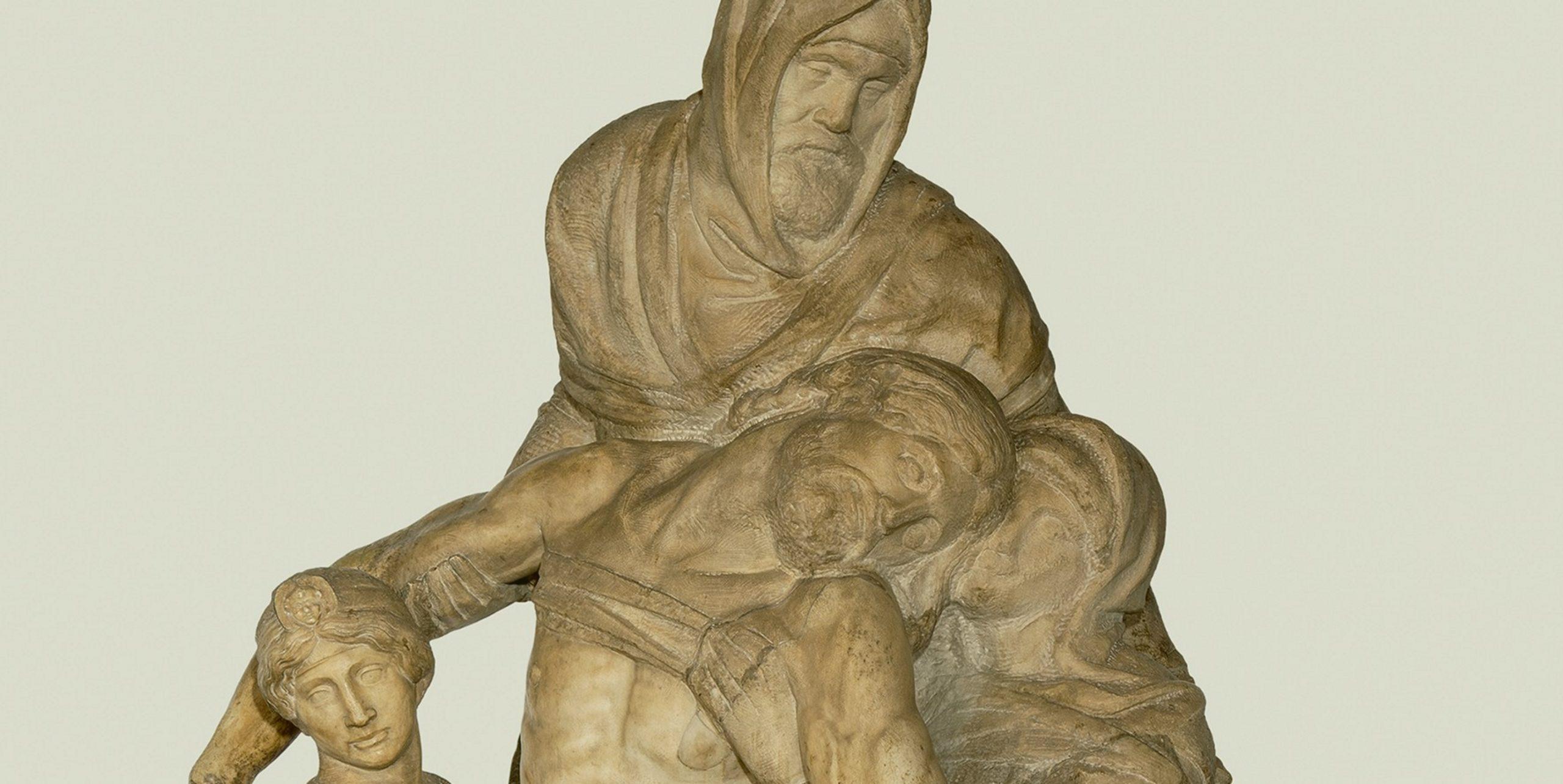 Opera infinita. Al via a Firenze il restauro della Pietà Bandini di Michelangelo