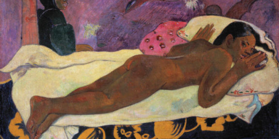Paul Gauguin, Manaò tupapaú (Spirit of the Dead Watching)