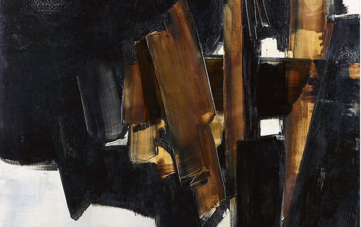 9,5 milioni di euro! Record per Pierre Soulages all'asta Tajan di Parigi IMMAGINI E VIDEO