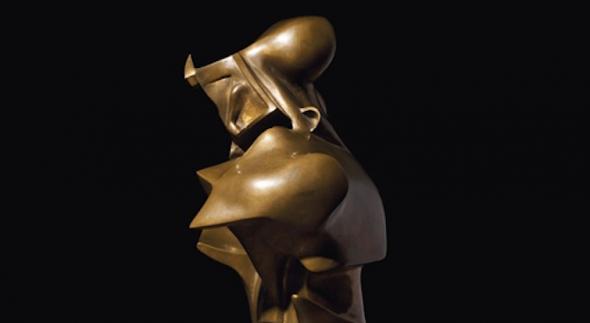 L'indomito Boccioni conquista New York. 16 milioni per le sue forme uniche futuriste. E' record da Christie's