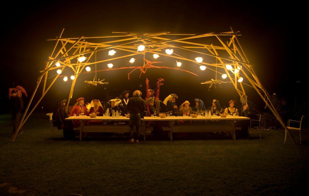 L'ultima cena nelle Langhe. Anotherview, tra nostalgia del presente e salvaguardia del territorio
