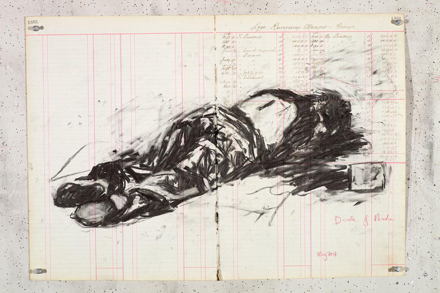 L'angolo più bello di Artissima 2019 e il racconto della morte di Pier Paolo Pasolini