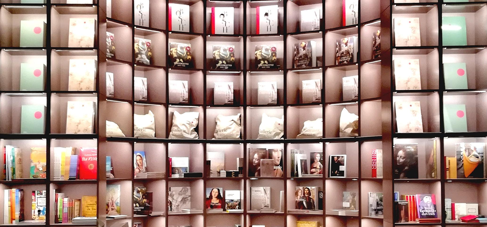 Plastic free, design e amore per i libri. La nuova accoglienza coi fiocchi delle Gallerie dell'Accademia di Venezia