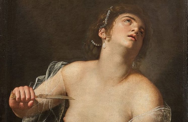 Artcurial Artemisia Gentileschi Artemisia Gentileschi, Lucrezia, 1630 circa, stimato €600-800.000
