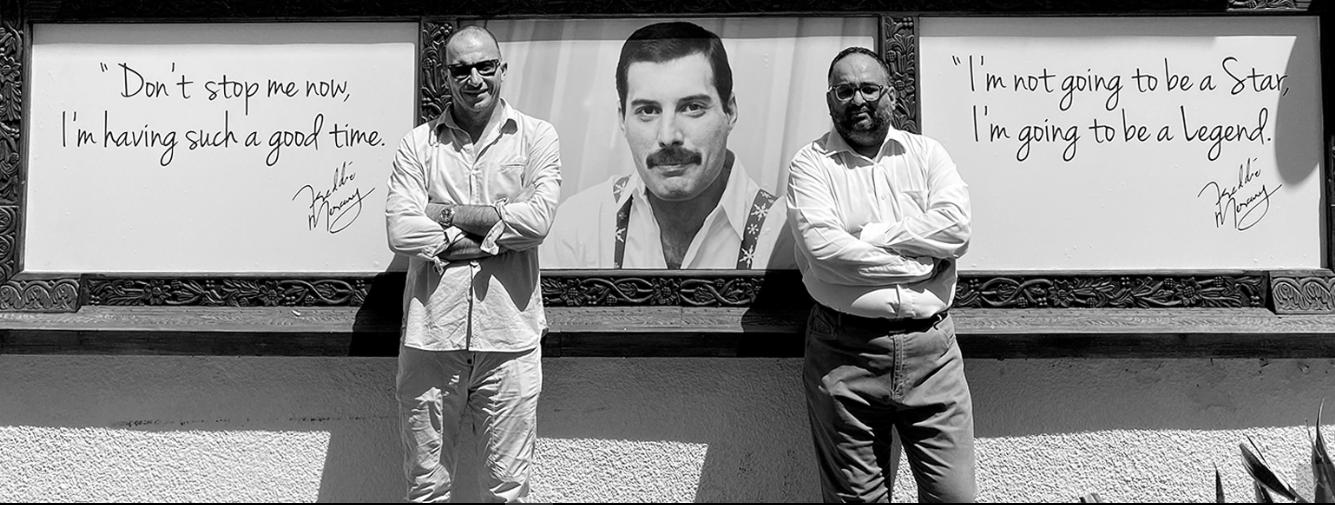 All'origine di un mito immortale: nasce il Freddie Mercury Museum