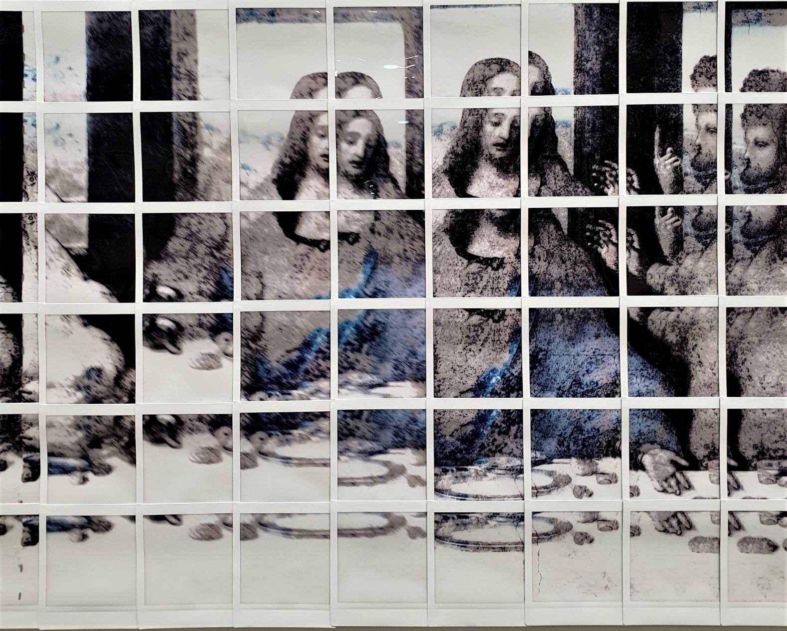 Apostoli moltiplicati e Cristo scomposto. L'Ultima Cena di Galimberti omaggio a Leonardo da Vinci