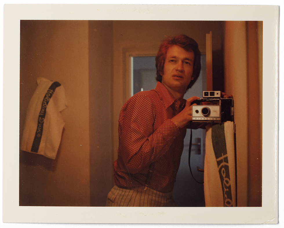 La fotografia come prolungamento della memoria: le Polaroid di Wim Wenders