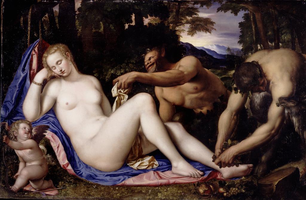 Dopo Tiziano, prima di Caravaggio: la sensualità veneta di Simone Peterzano arriva a Milano