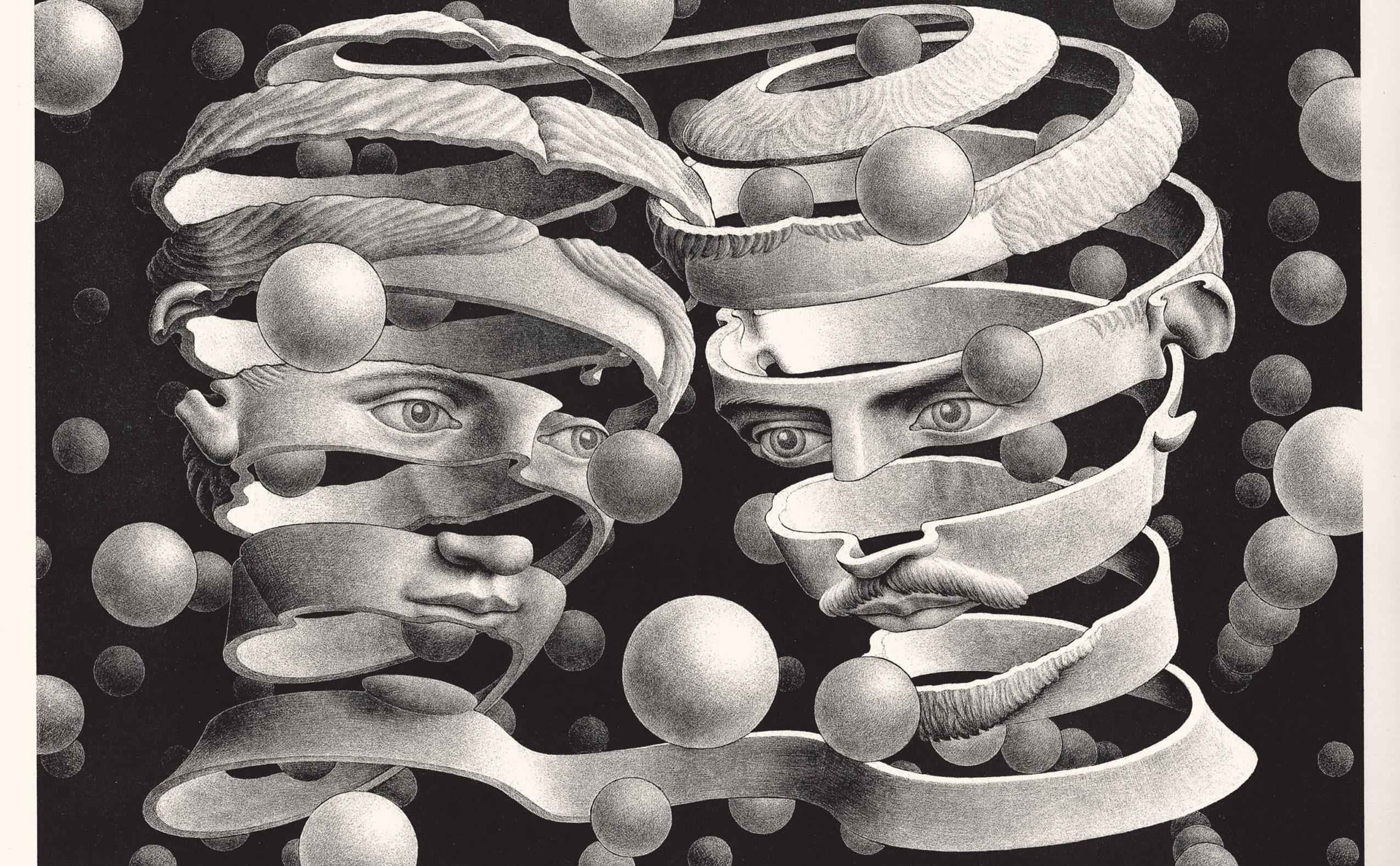 Scale illusorie e prospettive ribaltate. In mostra a Trieste le perturbanti opere di Escher