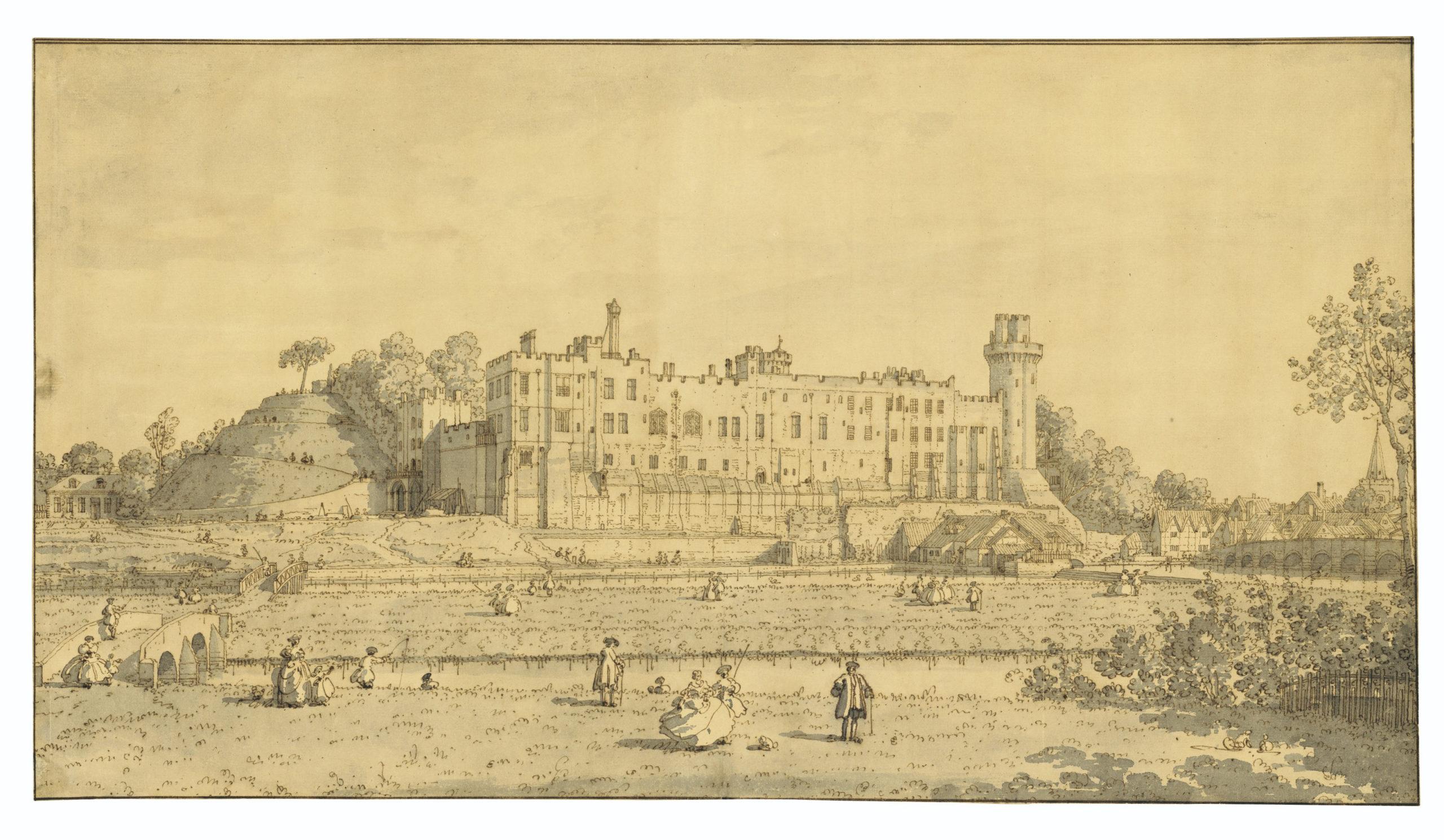 Dai tre asini di Tiepolo al castello di Warwick di Canaletto. In arrivo gli Old Master a New York