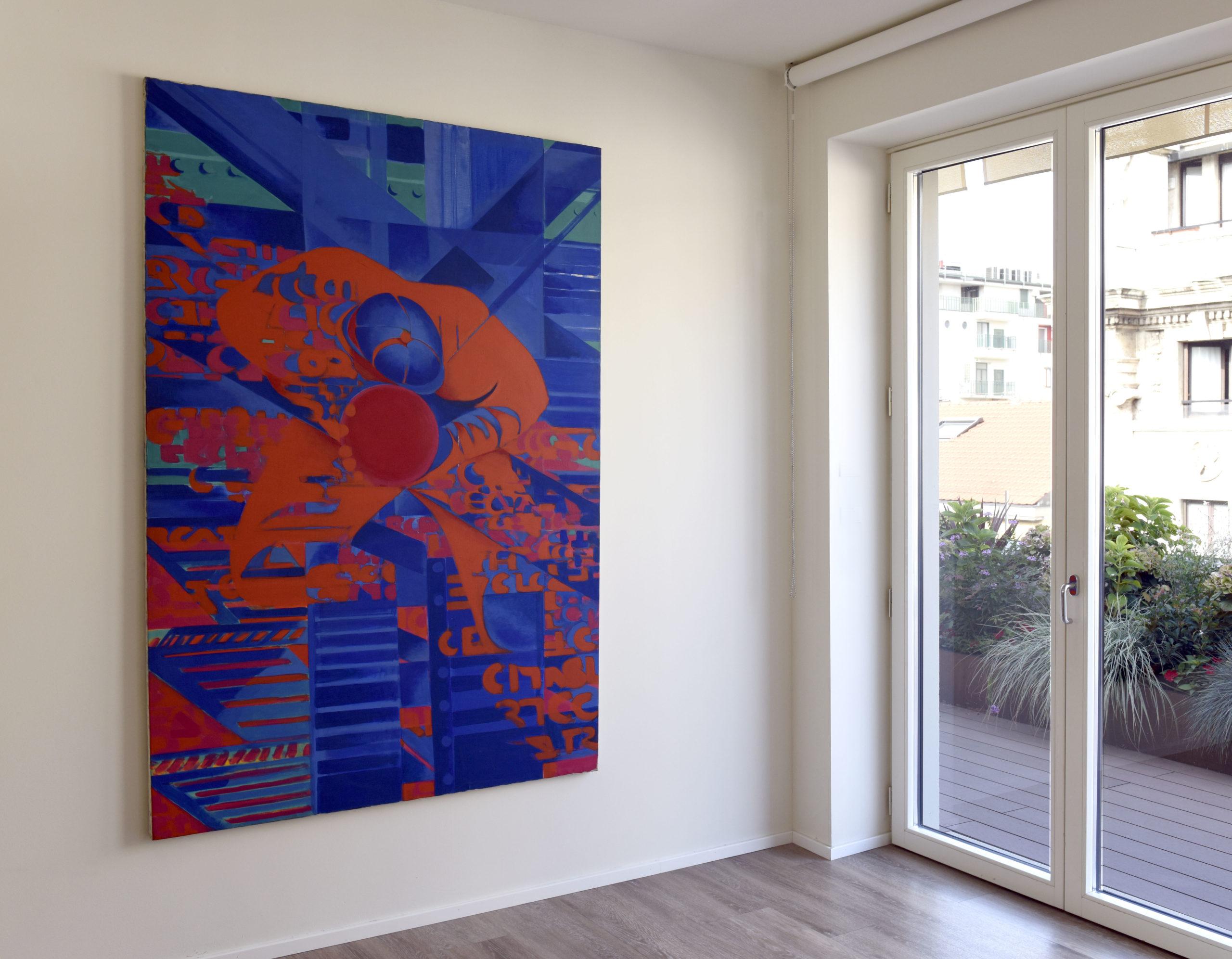 Talento e dinamismo: Titina Maselli e Flavio Favelli si incontrano in mostra a Milano