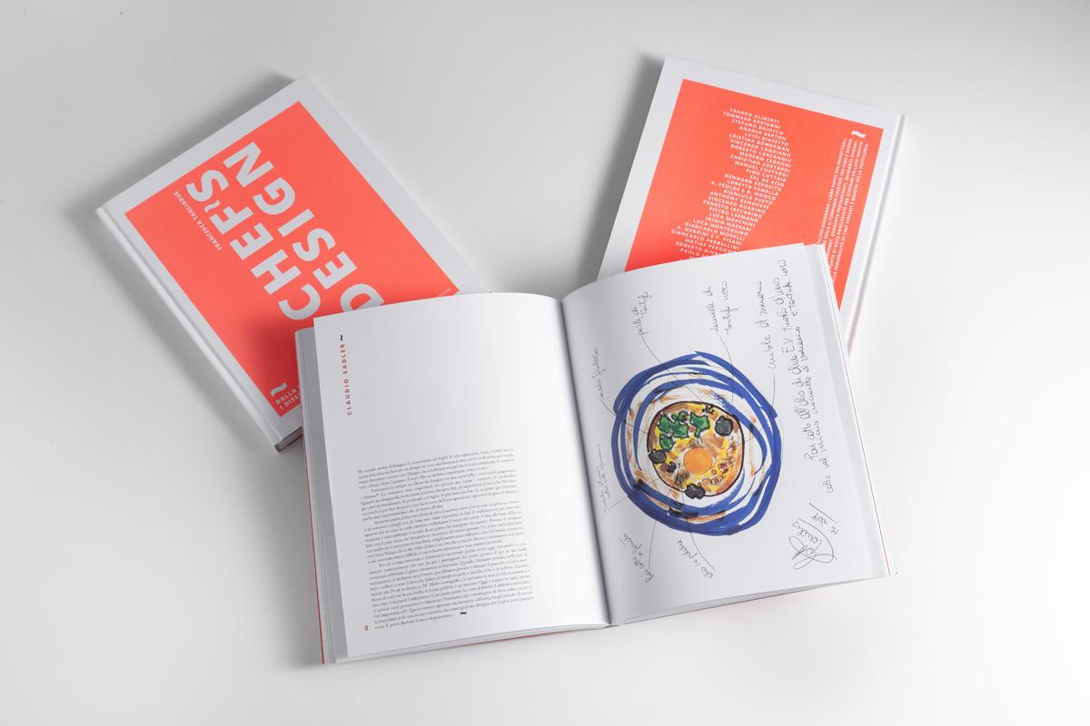 Chef's' design –  dalla matita al piatto:  i disegni dei grandi chef