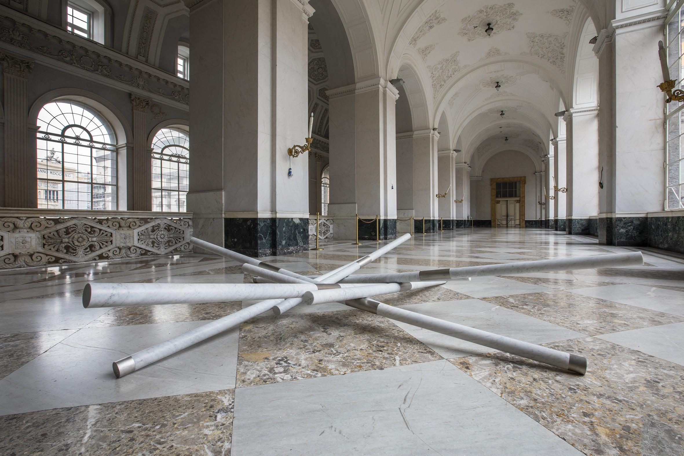 Capire una cultura, grazie a un'altra. Hidetoshi Nagasawa a Palazzo Reale di Napoli