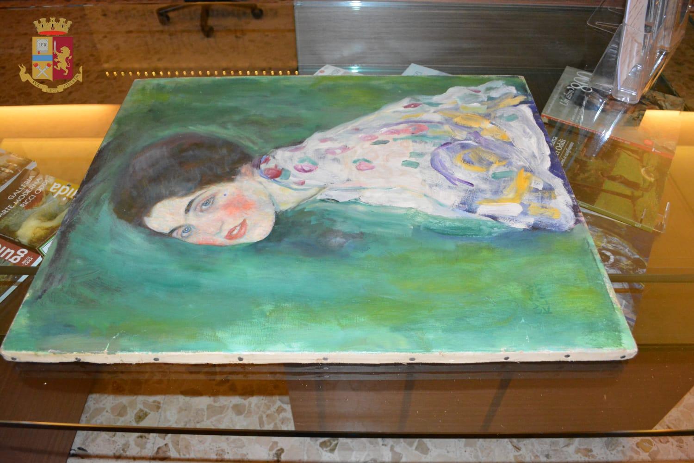 È autentico il Klimt ritrovato a Piacenza. Arrivano i risultati delle perizie