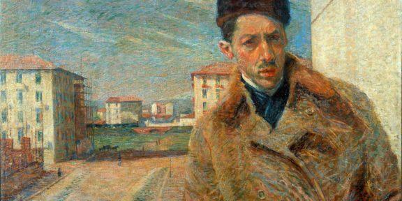 L'Autoritratto di Umberto Boccioni