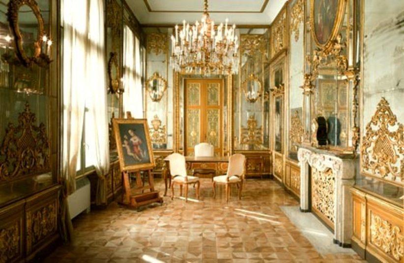 La Sala degli Specchi di Palazzo Turinetti, a Torino