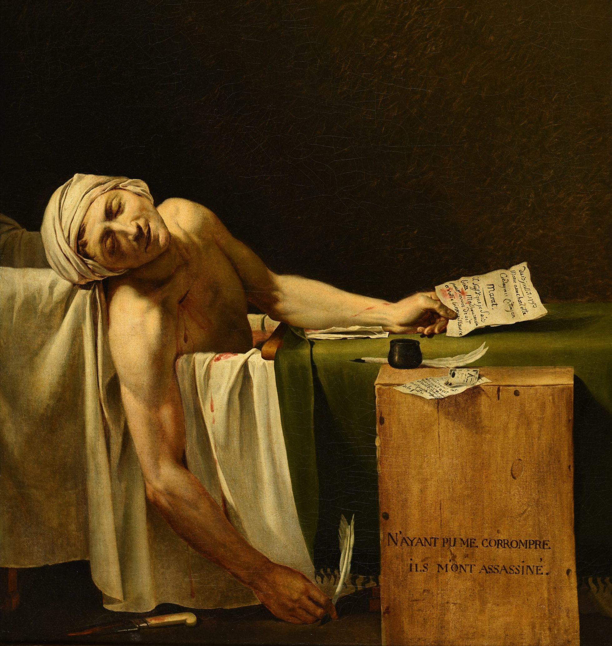Caravaggio incontra David: dialogo tra natura e ideale, a Napoli