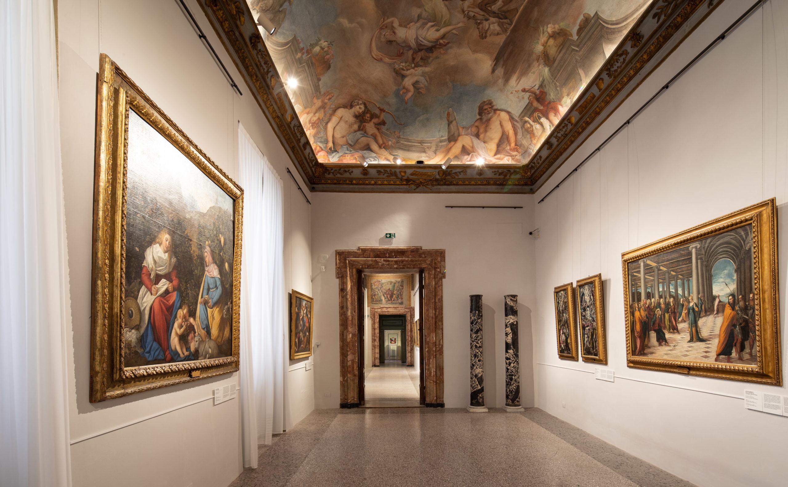 Capolavori del Seicento: il nuovo allestimento del Museo di Palazzo Barberini, Roma