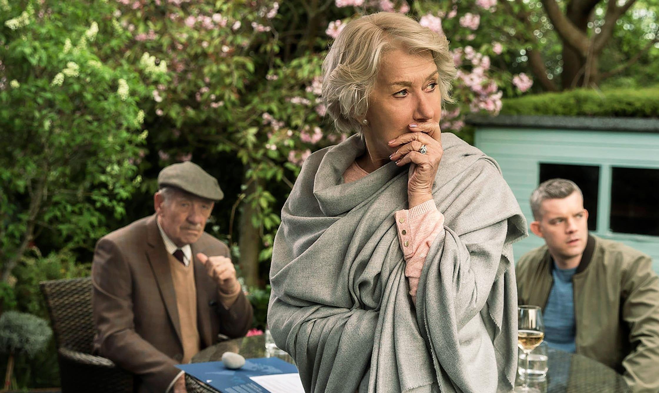 L'inganno perfetto, in sala il thriller con Helen Mirren e Ian McKellen