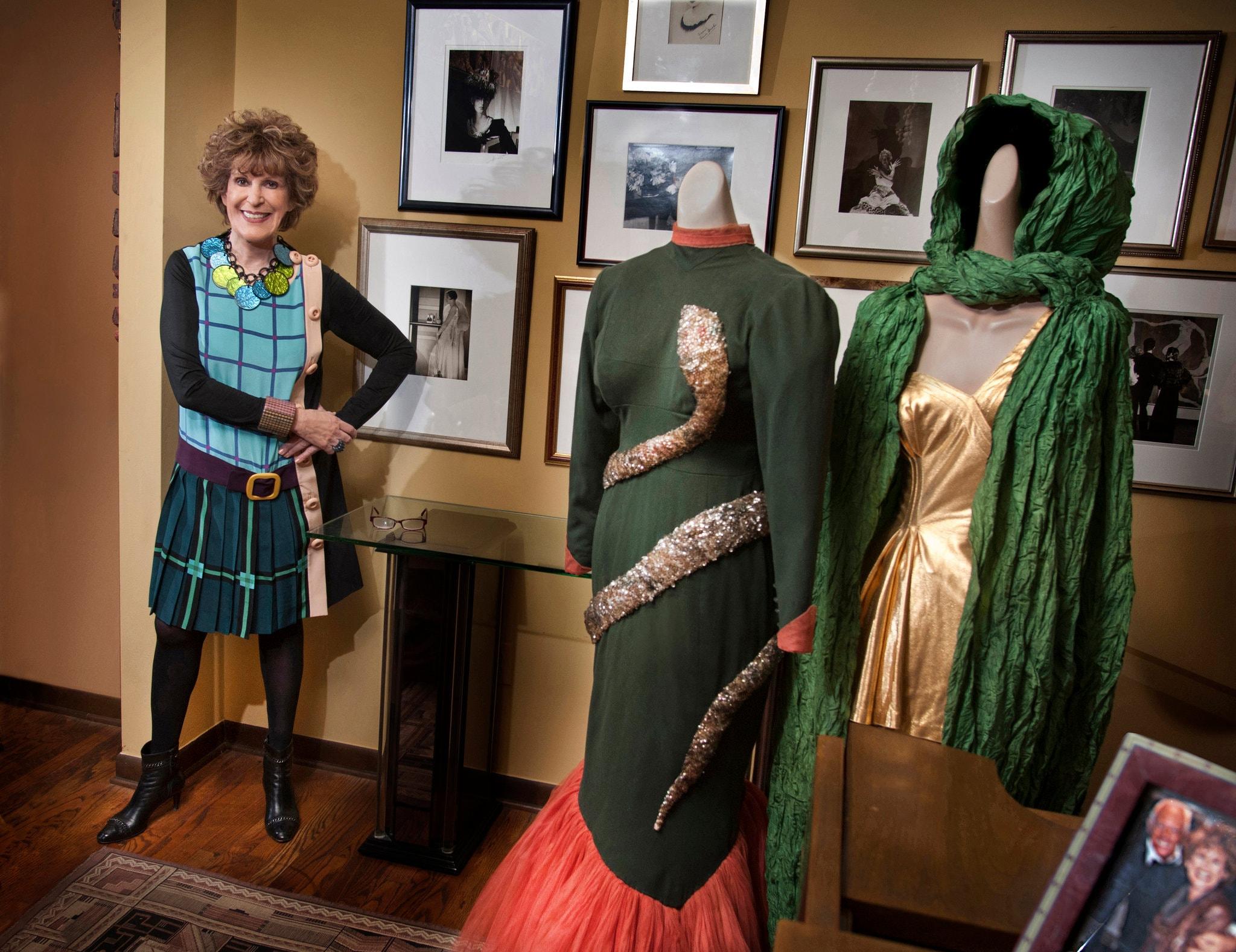 Sandy Schreier. La più vasta collezione privata di moda in mostra al Met di New York
