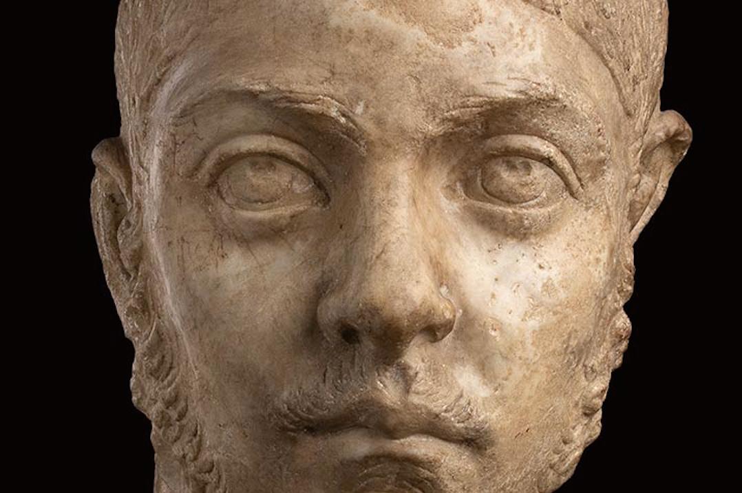 Archeologia: ritratti imperiali all'incanto da Bertolami Fine Art