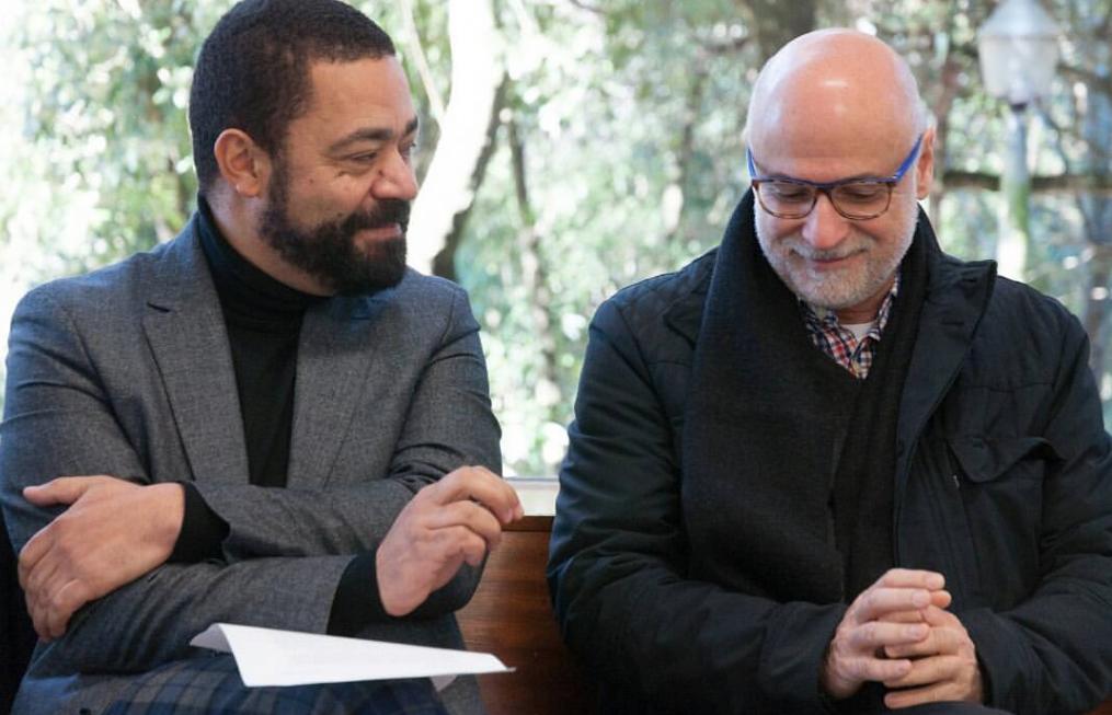 Coimbra: Carlo Antunes e Agnaldo Farias raccontano la loro Biennale