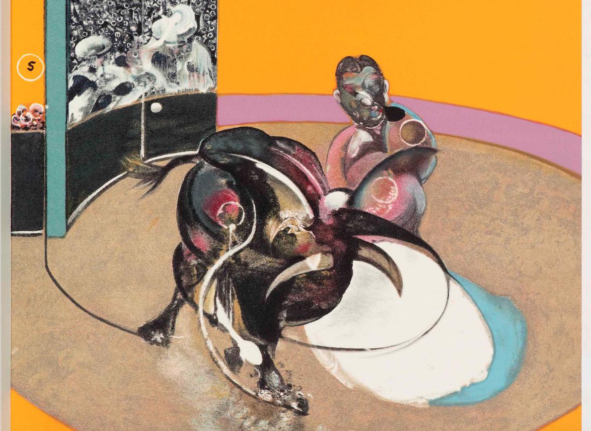 La tauromachia di Francis Bacon darà spettacolo a Bruxelles
