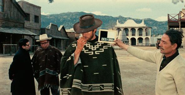 Immagine film western per un pugno di dollari
