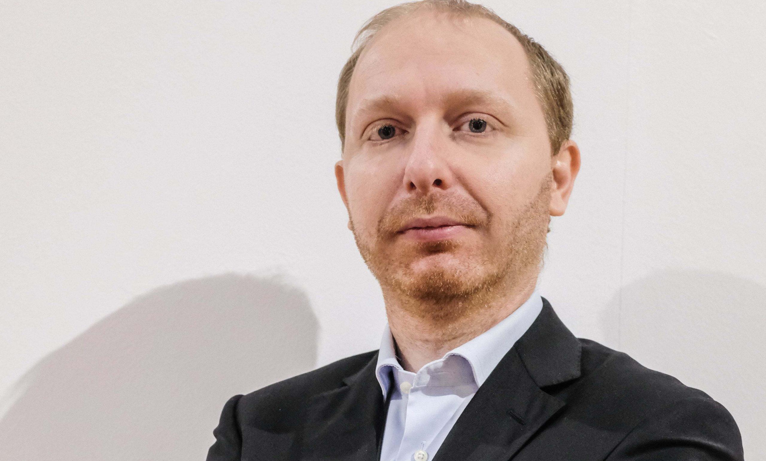 Stefano Raimondi è il nuovo direttore artistico della fiera ArtVerona