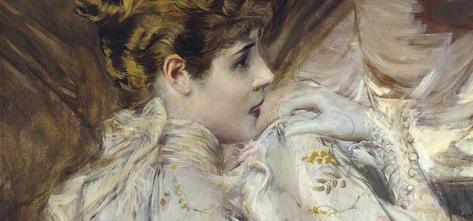 Dalla macchia fiorentina alla bellezza aristocratica di Parigi, tutta la pittura di Boldini in mostra a Barletta