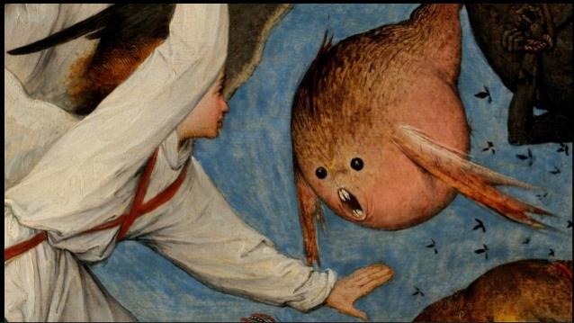 Bruegel Natale Fiandre