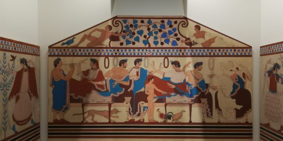 Etruschi, la mostra a Bologna