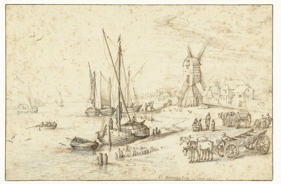 Quel disegnatore eccezionale di Jan Brueghel il Vecchio. Foreste e viaggiatori in mostra ad Anversa