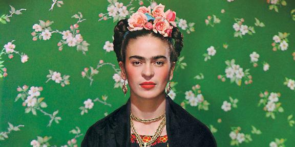 Frida Kahlo, il primo fra gli articoli top del 2019
