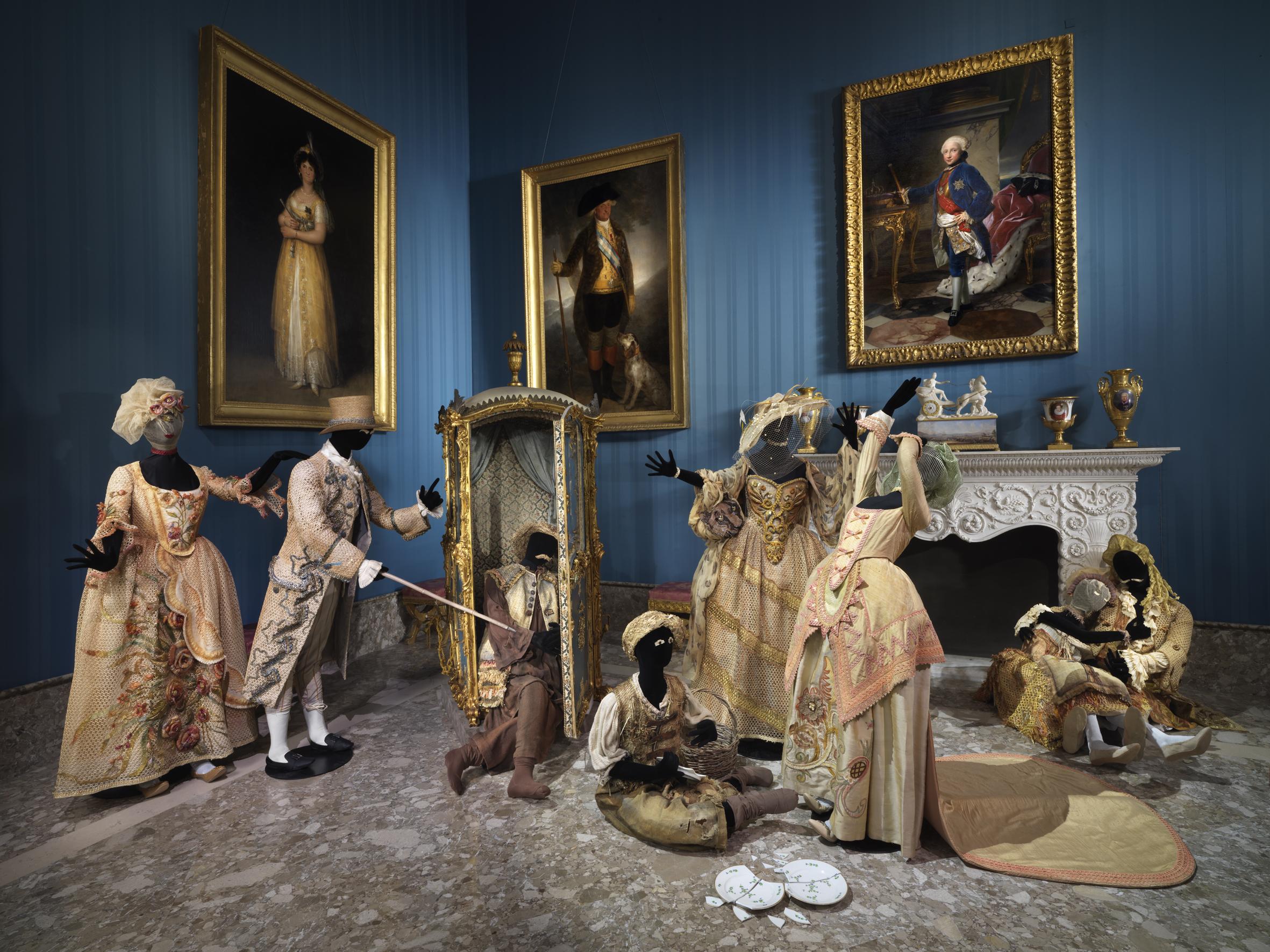 Lava, porcellana e musica: l'essenza di Napoli in mostra a Capodimonte