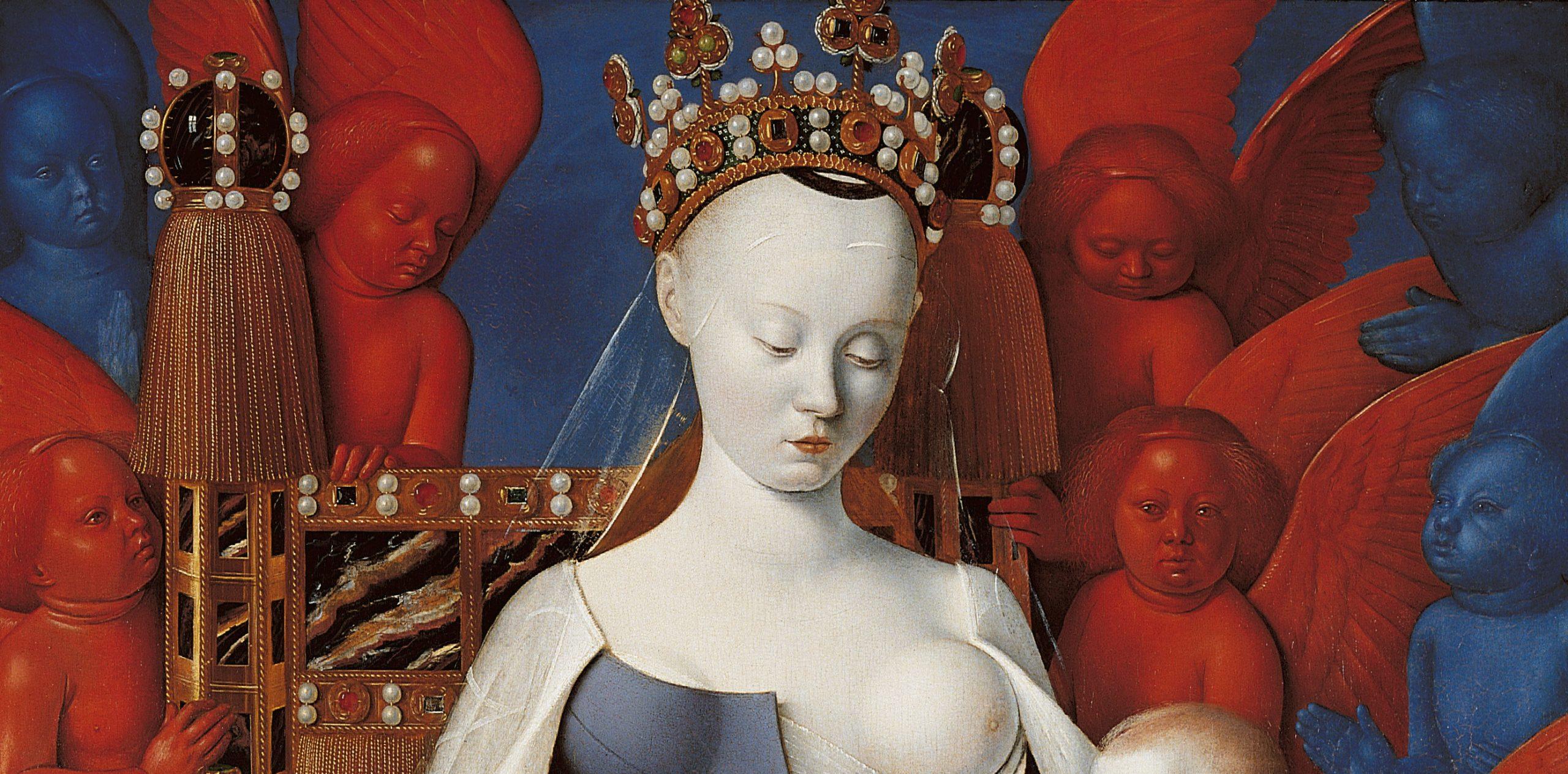 Coppia d'assi. La Margherita di Bruegel e la Madonna del latte di Fouquet insieme a Bruxelles