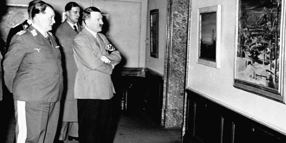 Nazista arte rubata Sky