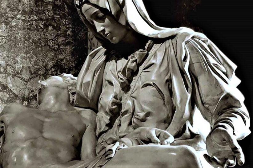 Pietà Michelangelo Vaticano