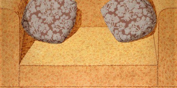 Sofa di Gnoli