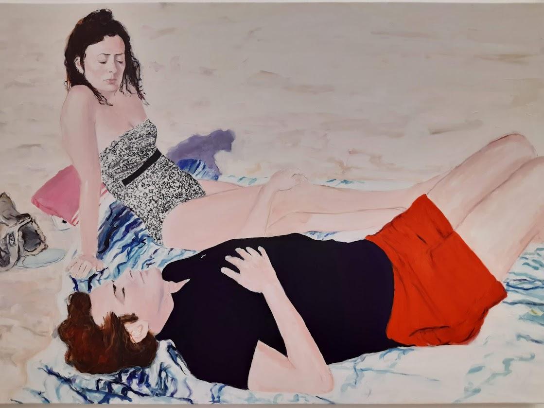 Borghesi e sensuali. Gli intimi e mondani volti newyorkesi di Billy Sullivan in mostra a Milano