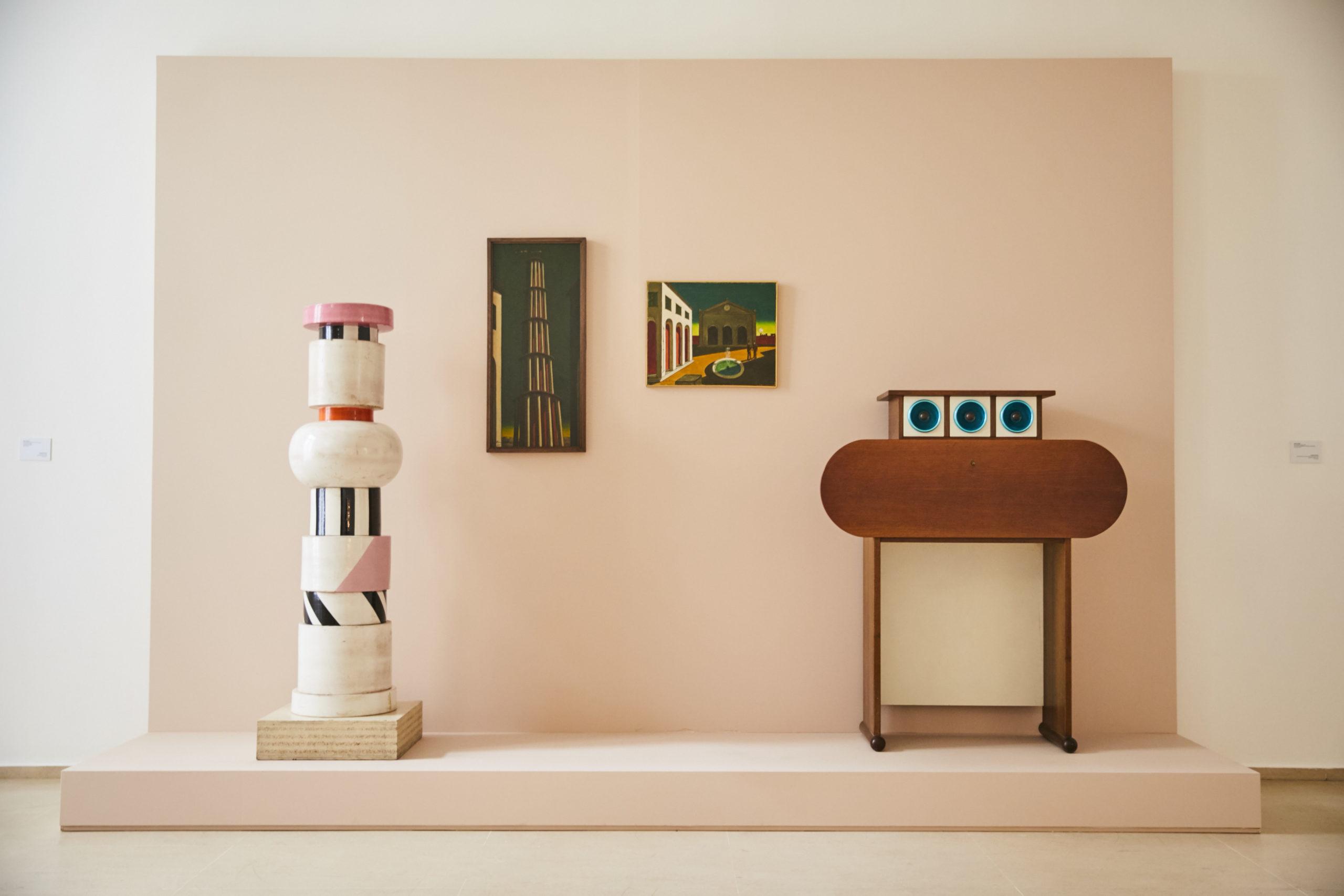 Spettacolo di Utopia. Da Burri a Mollino, il magico dialogo tra arte e design trasforma Tornabuoni a Parigi