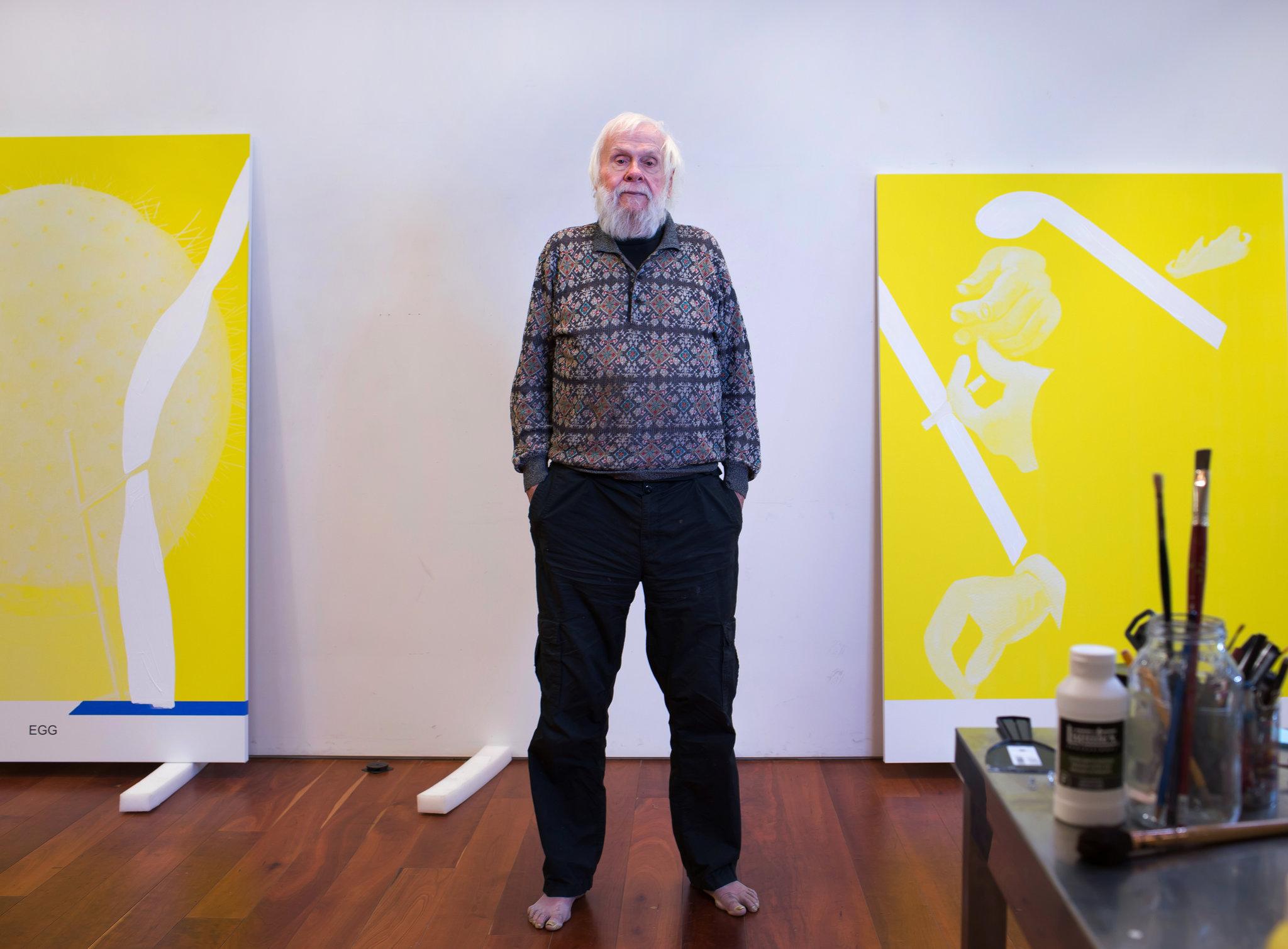 John Baldessari. La storia del padre dell'arte concettuale americana raccontata in sei minuti
